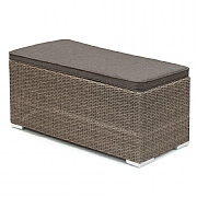 Kettler Madrid Bench Rattan