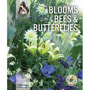 Blooms, Bees & Butterflies White / Blue (Pack of 30)