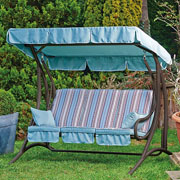 Supremo Cannes 3 Seater Hammock