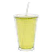 Lime Tumbler with Waterproof Lid