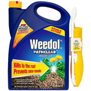 Weedol Pathclear Weedkiller Power Sprayer 5L