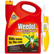 Weedol Rootkill Plus Weedkiller Power Sprayer 5L