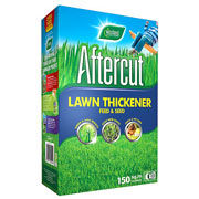 Aftercut Lawn Thickener Feed & Seed 150m2