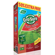Westland Gro-Sure Fast Acting Lawn Seed 15m2