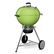 Weber MasterTouch 57cm GBS Charcoal Barbecue Spring Green
