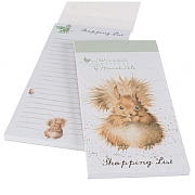 Wrendale 'Redhead Squirrel' Shopping Pad
