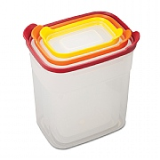 Joseph Joseph Nest Storage Set of 3 Tall Storage Containers