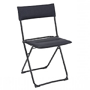 Lafuma Anytime Chair Air Comfort Acier