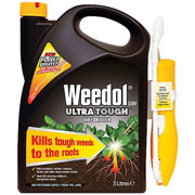 Weedol Ultra Tough Weedkiller Power Sprayer 5L