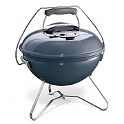 Weber Smokey Joe Premium Charcoal BBQ Slate Blue
