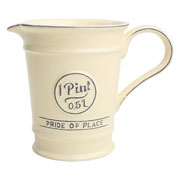 Pride of Place Old Cream 1pt Jug