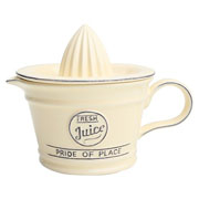 Pride of Place Old Cream Citrus Juicer