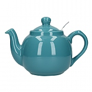 London Pottery Farmhouse 2 Cup Teapot - Aqua