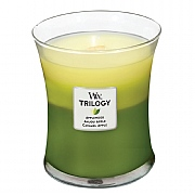 Woodwick Apple Festival Trilogy Medium Candle