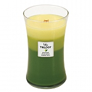 Woodwick Apple Festival Trilogy Large Candle