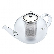 Le'Xpress Glass Infuser Teapot 1.4 Litre