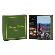 Country Matters Hunting Coasters - Set Of 6