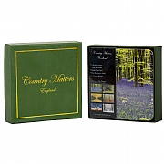 Country Matters Woodland Range Coasters - Set Of 6