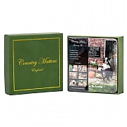Country Matters Farming Fun Coasters - Set Of 6