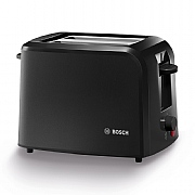 Bosch Village Toaster 2-Slice - Black