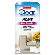 Bob Martin Clear Home Flea Kill Powder 250g