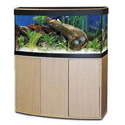 Fluval Vicenza 260 Aquarium and Cabinet