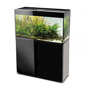 Aquael Glossy 120 Aquarium and Cabinet