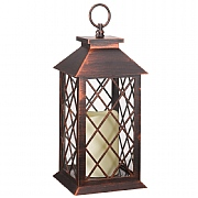Lattice Battery Powered Lantern