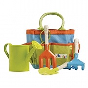 Briers Kids Garden Tool Bag Set & Watering Can