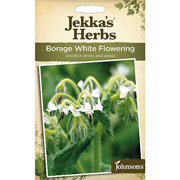 Jekka's Herbs Borage White Flowering