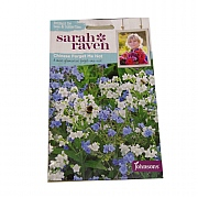 Mr Fothergills Sarah Raven Wildlife Collection Chinese Forget Me Not Cynoglossum