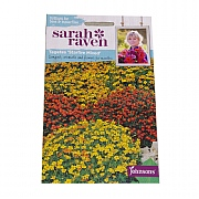 Mr Fothergills Sarah Raven Wildlife Collection Tagetes Starfire Mixed