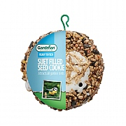 Gardman Suet Filled Seed Cookie