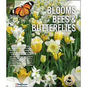Blooms, Bees & Butterflies - White and Yellow Shades