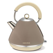 Morphy Richards Accent Pyramid Kettle Barley