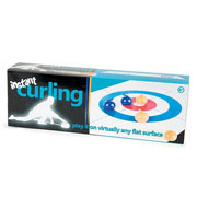 Roll Up Indoor Curling