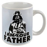 Star Wars Vader I Am Your Father Boxed Mug 350ml