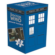 Dr Who Tardis 500 Piece Jigsaw