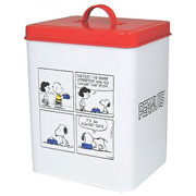 Peanuts Acquired Taste Biscuit Tin
