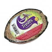 Peckish Coconut Shell Treat