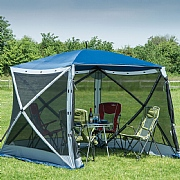 Quest Elite Instant Spring Up Gazebo Screen House 4