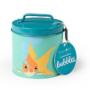 Burgon & Ball 'Bubbles' Goldfish Tin