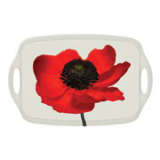 Poppy Handled Tea Tray