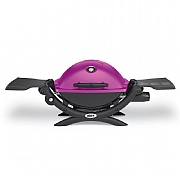 Weber Q1200 Gas Barbecue Fuschia