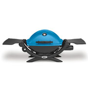 Weber Q1200 Gas Barbecue Blue