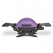 Weber Q1200 Gas Barbecue Purple