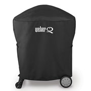 Weber Premium Cover Q1000/2000 Series with Cart