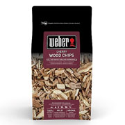 Weber Cherry Wood Chips 0.7kg
