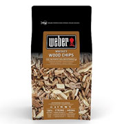 Weber Whiskey Oak Wood Chips 0.7kg