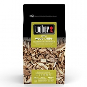 Weber Apple Wood Chips 0.7kg